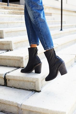 FP Collection Womens CARRERA HEEL BOOT | Fall | Schuh