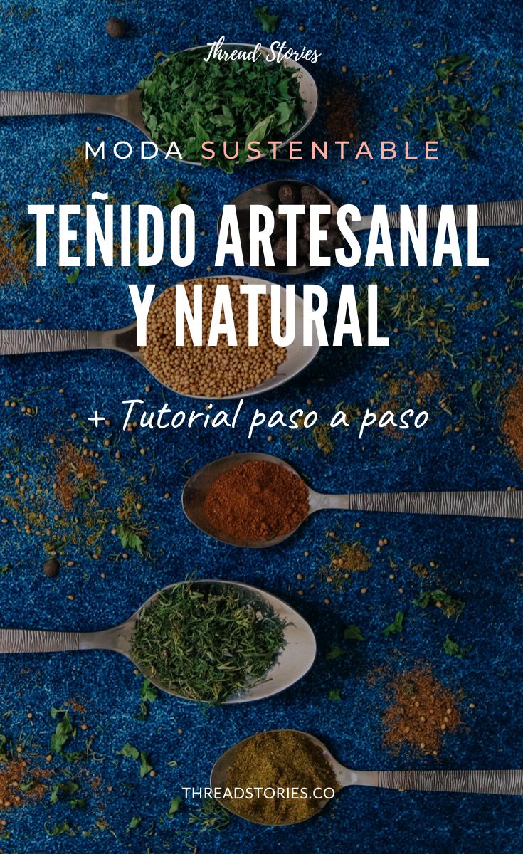 Tinte Artesanal El Arte Del Eco Printing Con Pigmentos Naturales Tintes Naturales Moda Sustentable Vida Sustentable