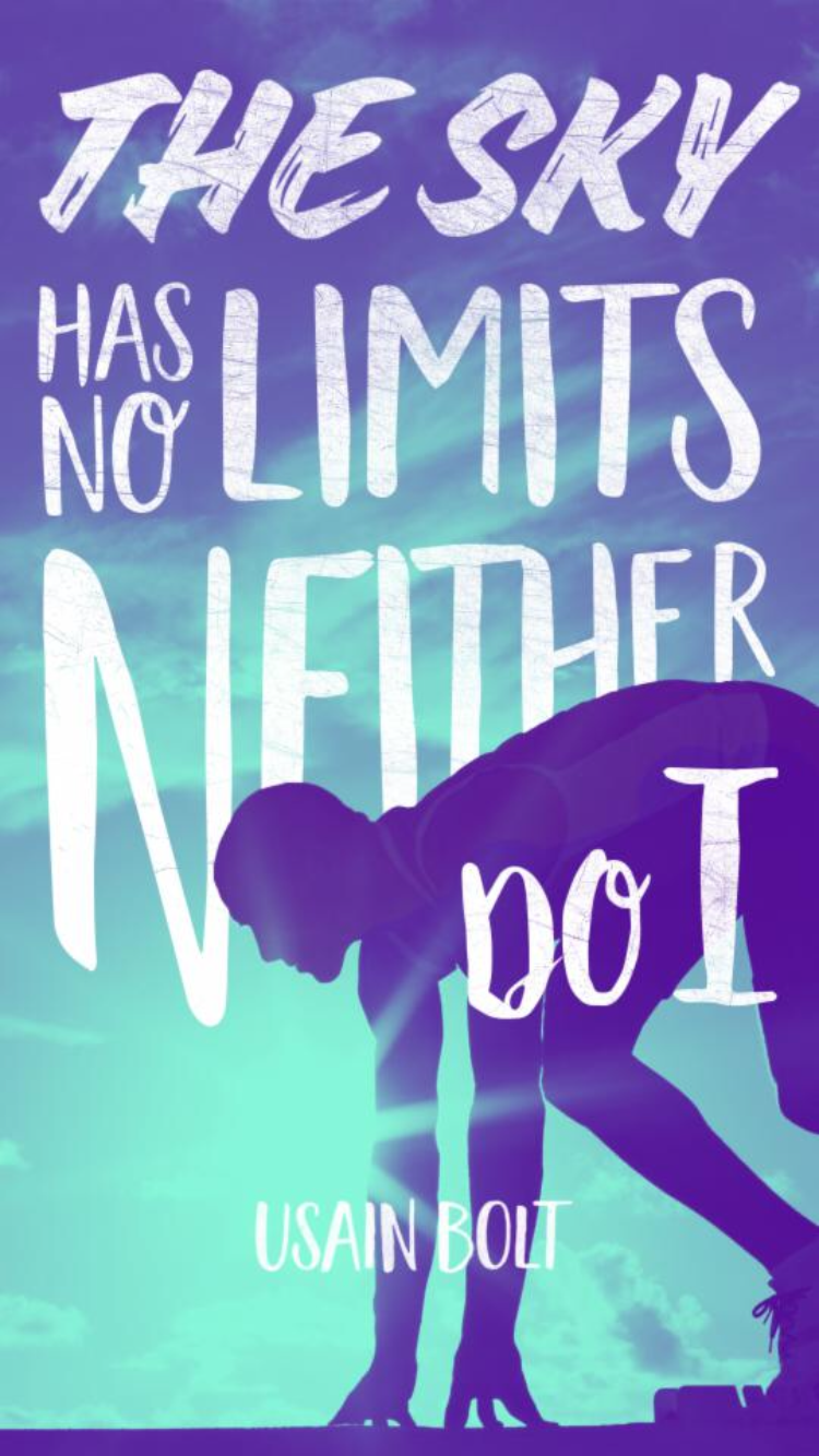 Usain Bolt Sport quotes, Usain bolt, Athlete quotes