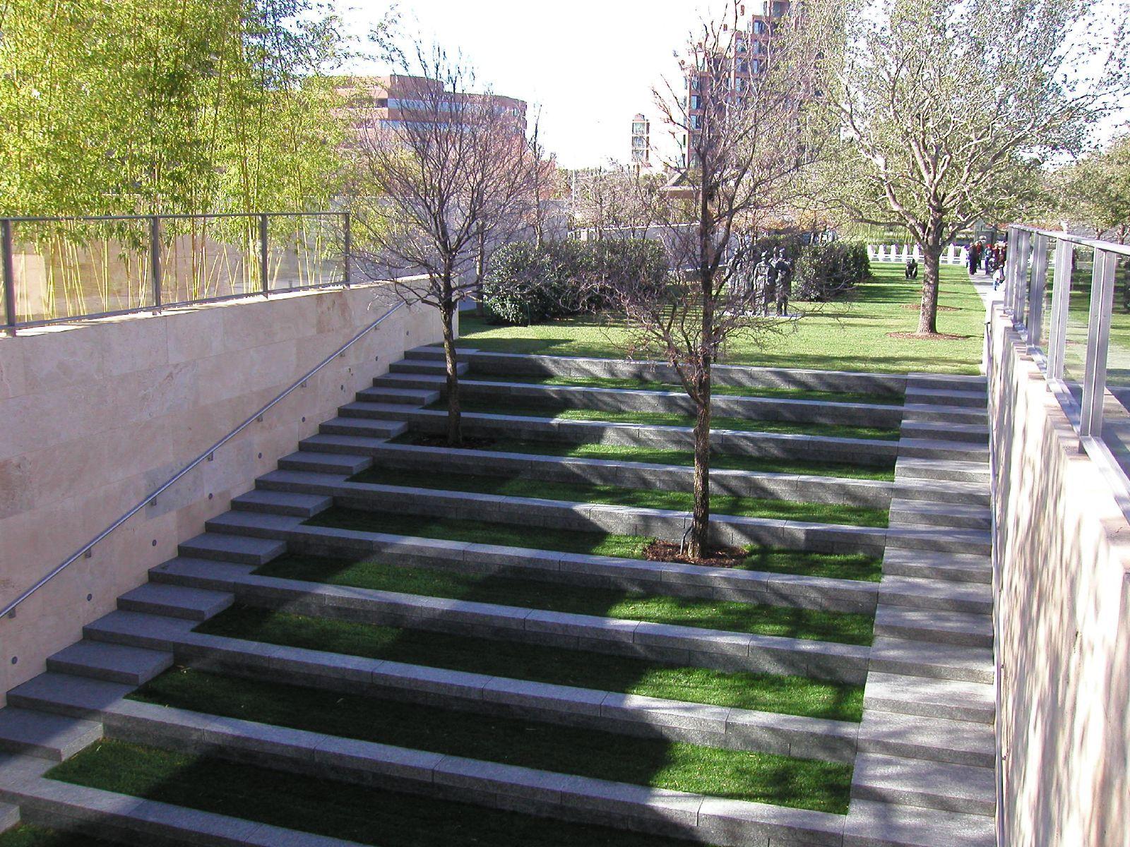 Best Renzo Piano Workshop Nasher Sculpture Center Dallas 400 x 300