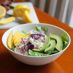 #229888 - Avocado and Mango Chicken Salad