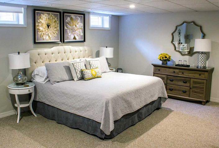 Simple and minimalist sunflower bedroom decor #sunflowerbedroomideas