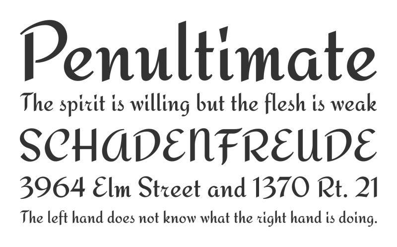 23 Tipos De Letras Para Crear Logos Tipos De Letras Estilo De Letras Letras