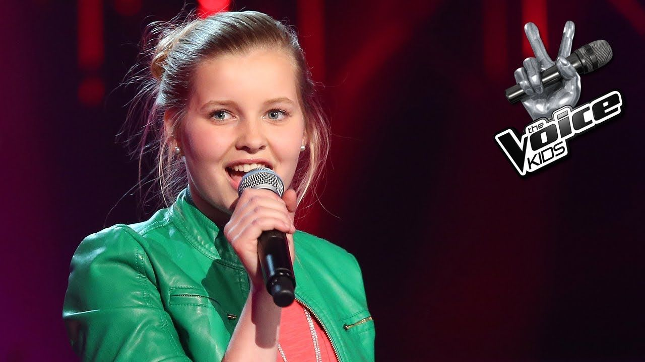 Marlies - Titanium (The Voice Kids 3: The Blind Auditions