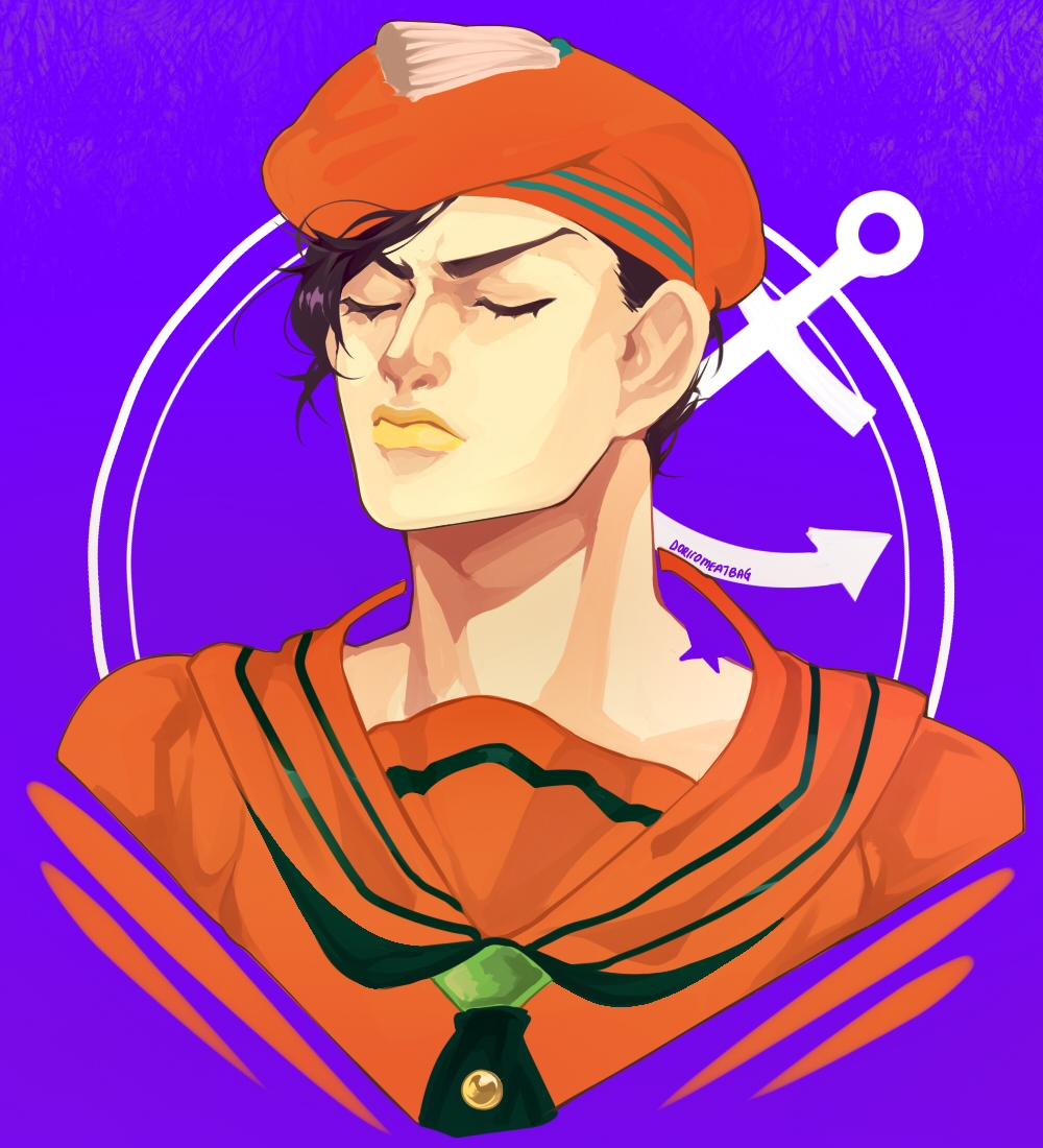 Yoshikage Kira JJL by DoritoMeatbag on DeviantArt