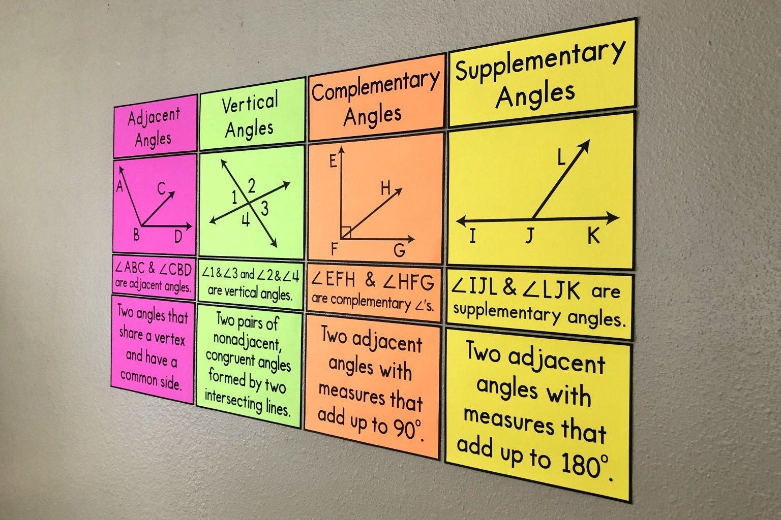 My Math Resources