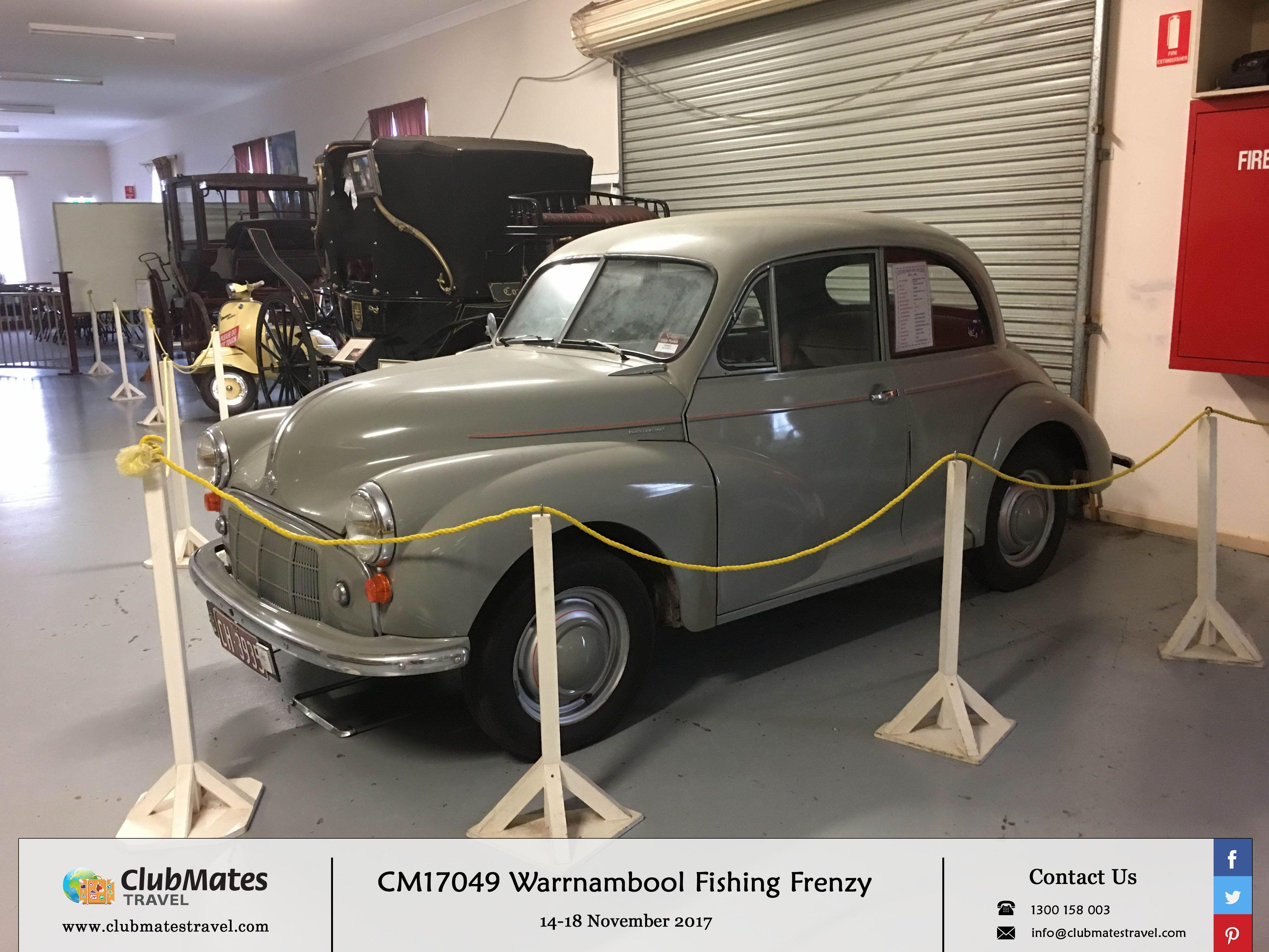 Clubmates #CM17049 — at Powerhouse Vintage Car Museum. | CM17049 ...