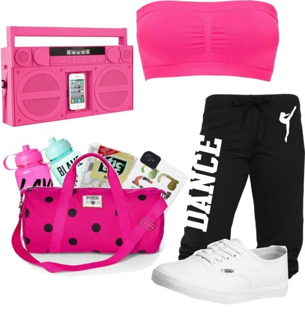 """""""Dance Rehearsals!"""" by milzie66 ❤ liked on Polyvore"""