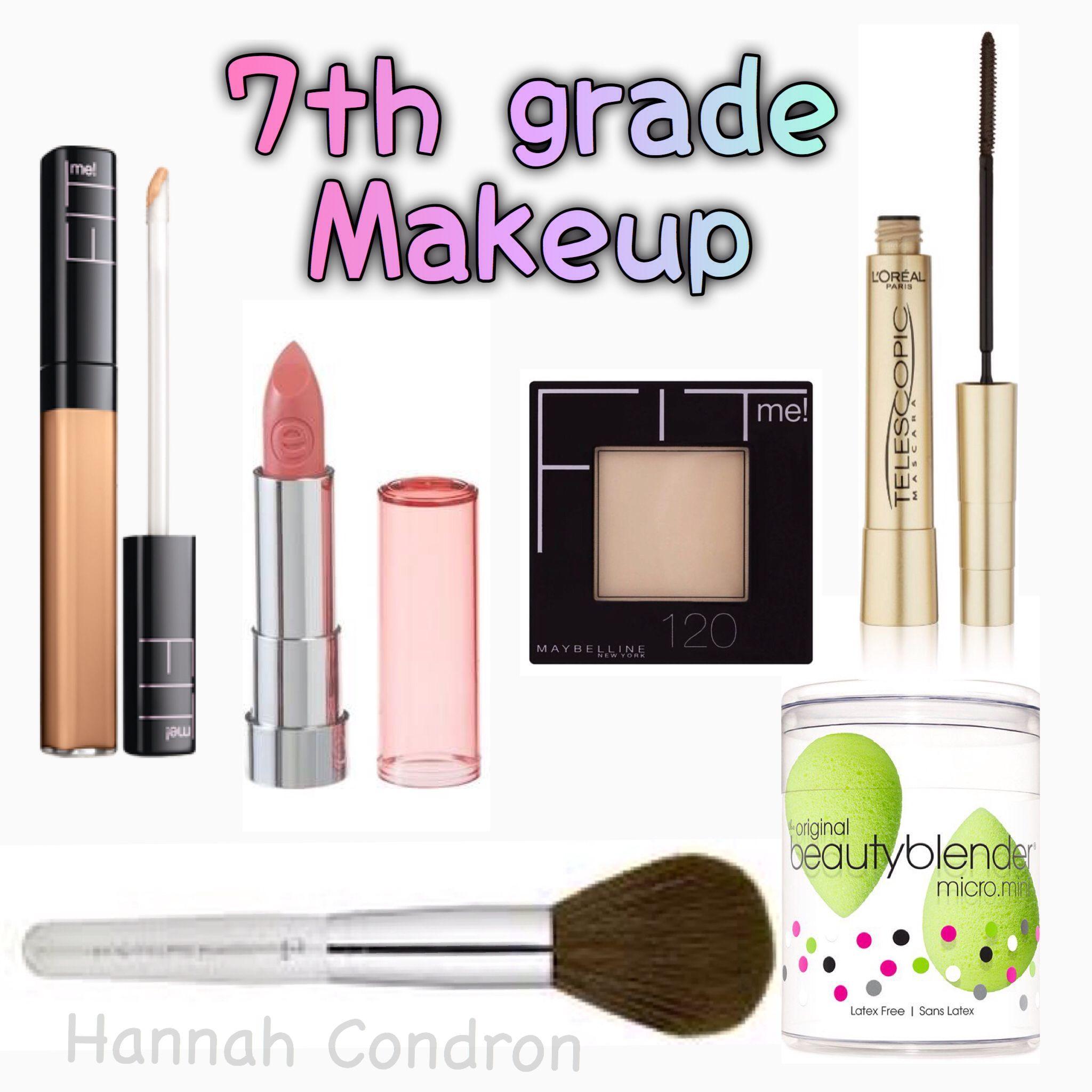7 Th Grade Middle School Makeup For Tweens The Pinterest Makeup