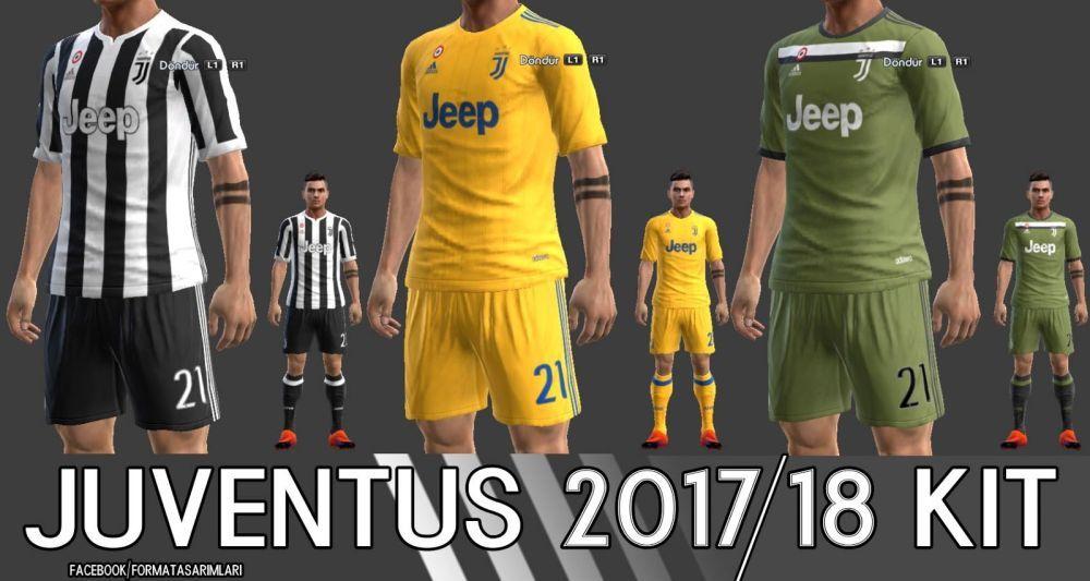 huge selection of 91a69 c2ff8 Risultati immagini per juventus kit 2017 2018 | Subbuteo | Jar