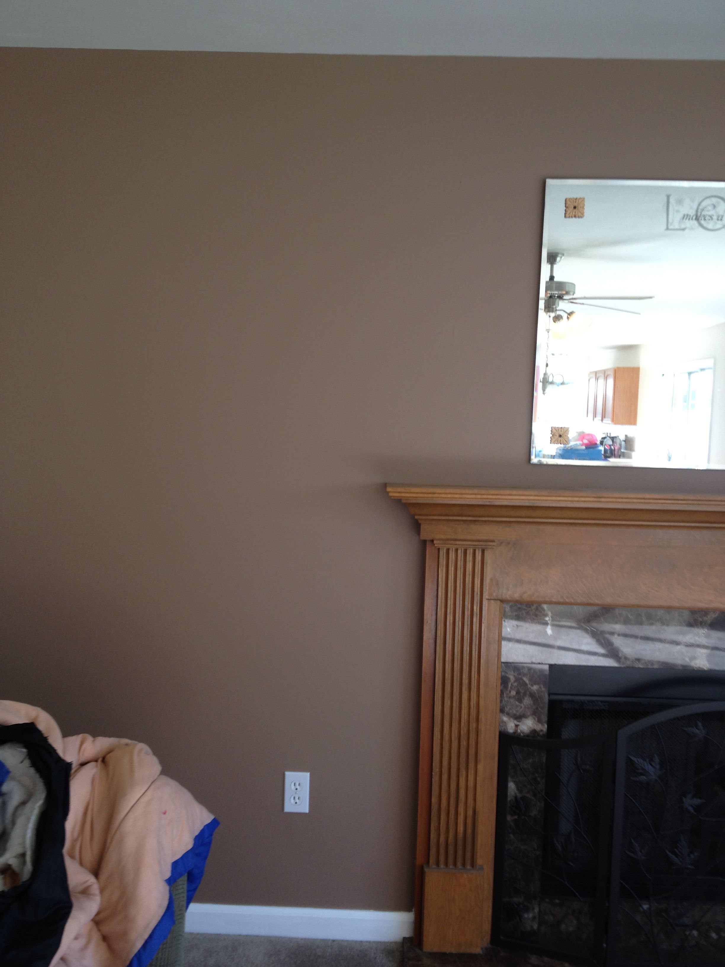 Bedroom Paint Ideas Behr behr cozy cottage and blanket brown wall paint. | house projects
