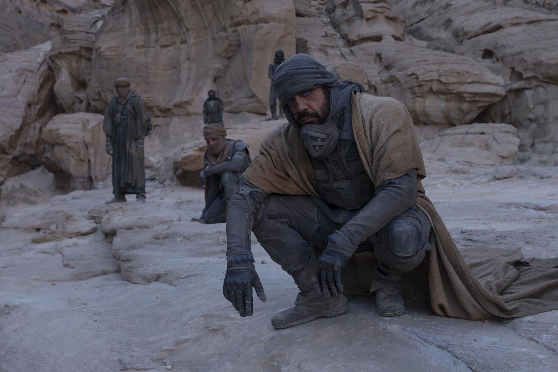 First Look at the Cast of the Upcoming Dune Adaptation | Javier bardem, Oscar isaac, Dune