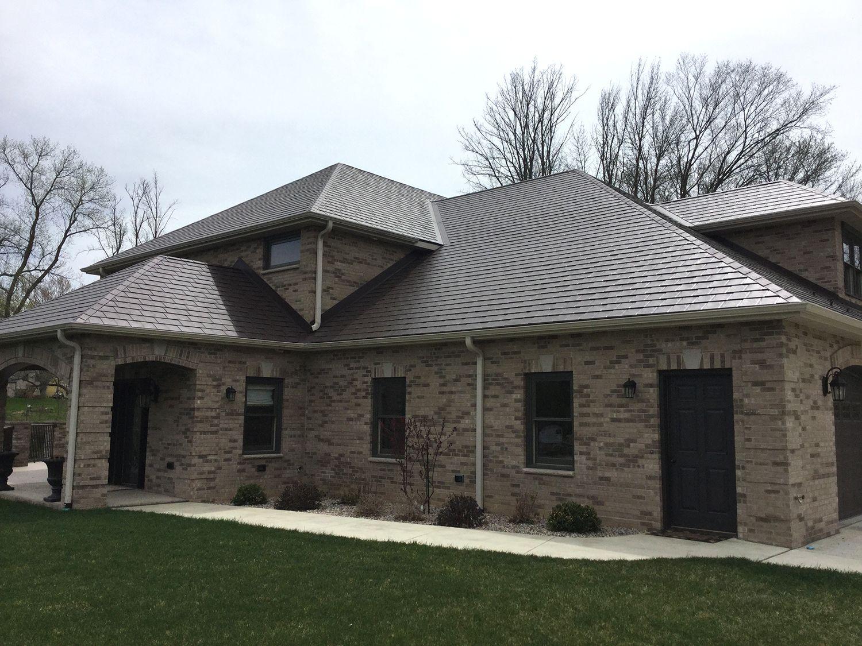 Metal Roofing By Interlock 174 Metal Roofing Systems Slate