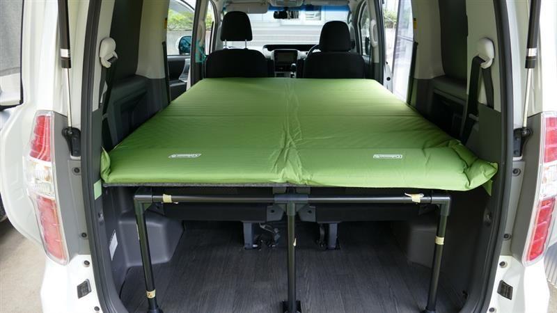 トヨタ ノア ベッドキット制作 ノア トヨタ ベッド 車中泊 ベッド