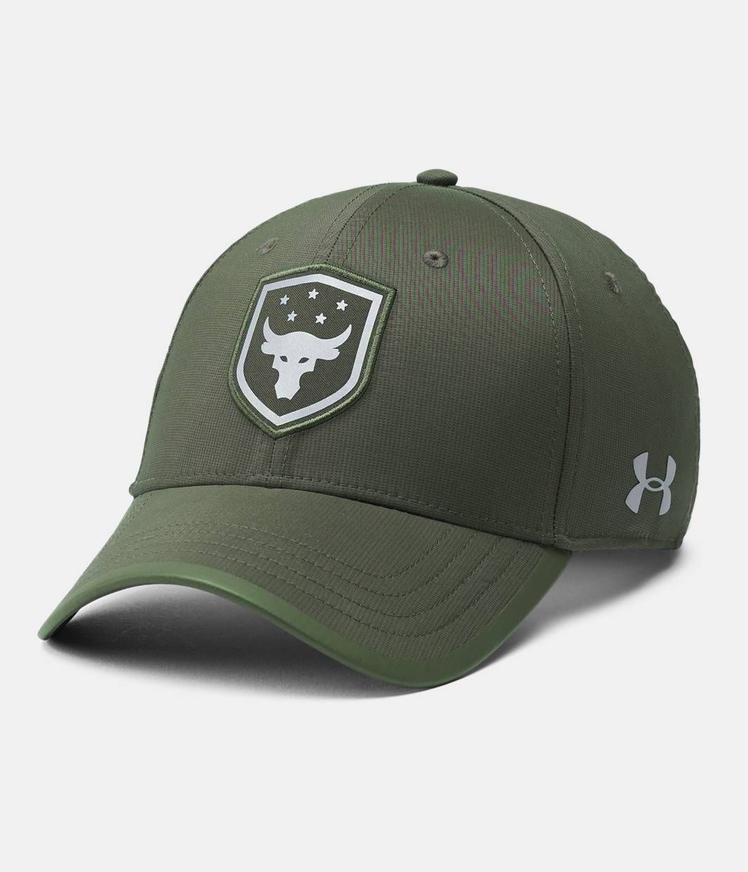 ae952bb6 Men's UA x Project Rock Threadborne Training Cap | Under Armour US ...