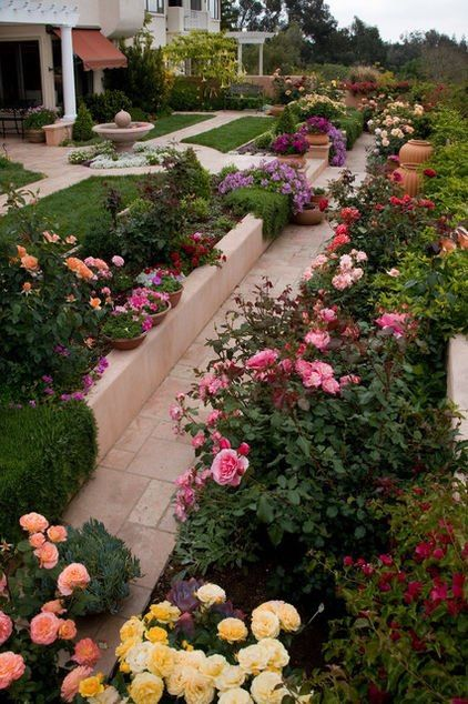 Garden Bed And Planter Ideas Garden Beds Garden Layout Planter Design