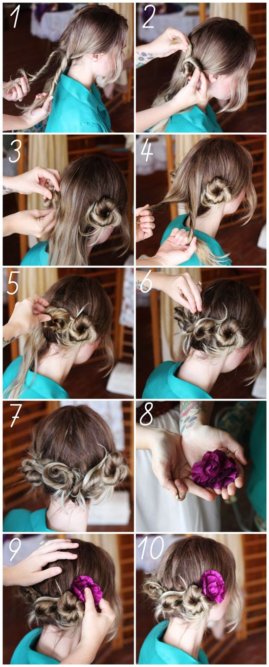 Brown hair extensions can make 5 simple hairstyles for daily life brown hair extensions can make 5 simple hairstyles for daily life pmusecretfo Choice Image