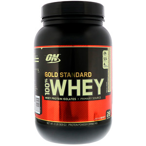 Optimum Nutrition Gold Standard 100 Whey Rocky Road 2 Lb 909 G Iherb In 2020 Optimum Nutrition Gold Standard Optimum Nutrition Whey Protein