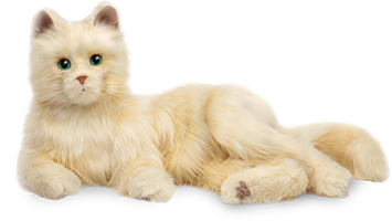 Joy For All Pets Companion Pet Cuddly Animals Fur Real Friends Pet Sounds