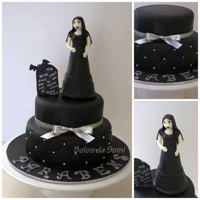 Gothic Birthday Cake Designs Birthday Cake Designs
