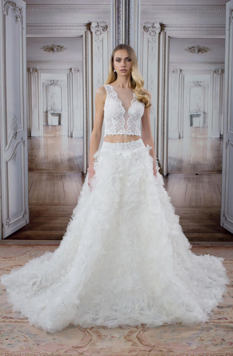 See Every New Pnina Tornai Wedding Dress From The Love Collection