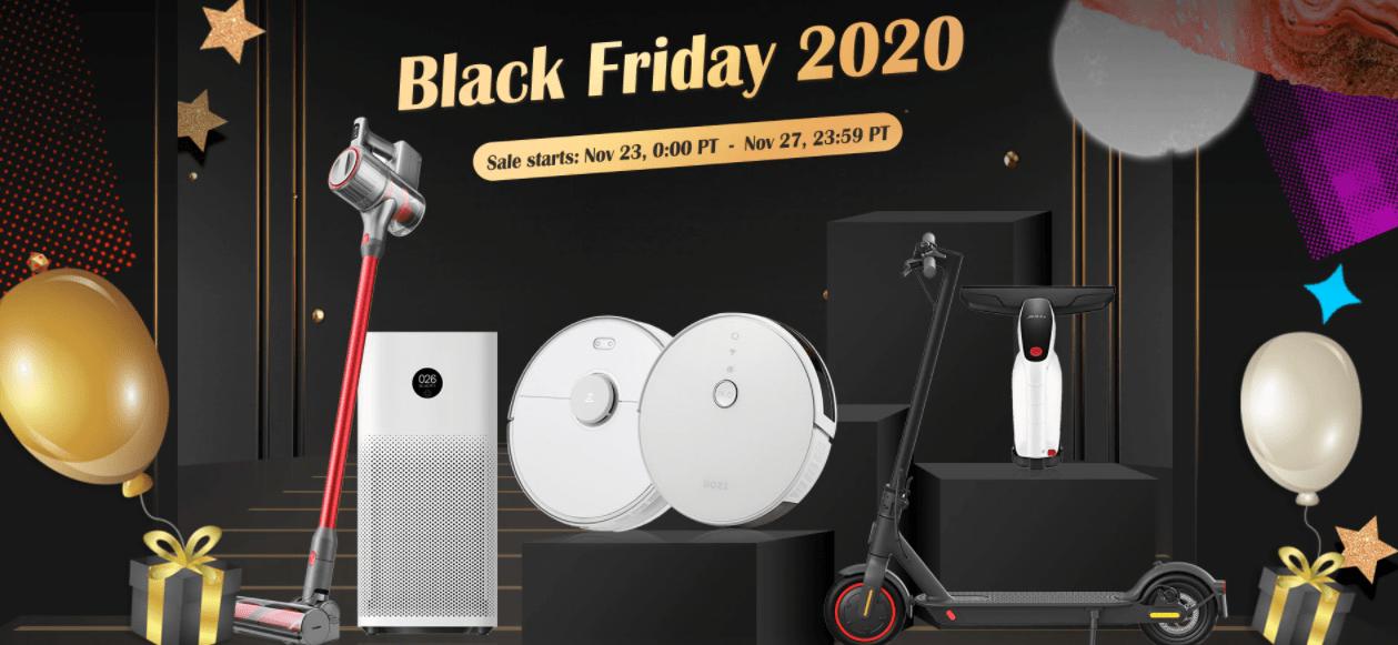 تخفيضات البلاك فرايدي 2020 افضل متاجر علي اكسبرس للاجهزة المنزلية عروض اليوم Black Friday Sale Store Aliexpress