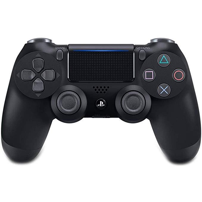 Controle Dualshock Playstation 4 Preto Amazon Com Br Games Controle De Videogame Console De Videogame Controle De Ps4