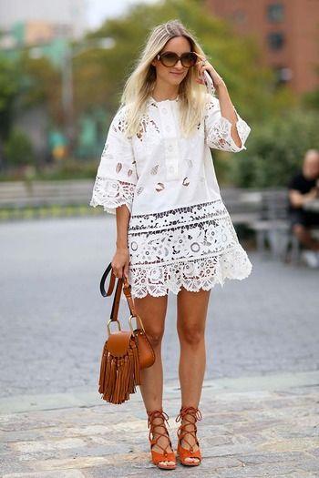 Street Style NY Vestidos De Verano c2642de5a0eb