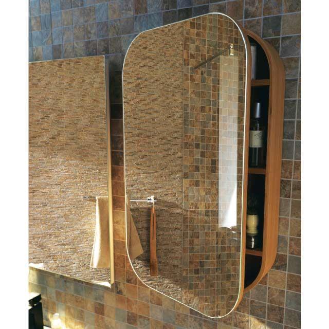 Armoire De Toilette 68 X 43 5 Cm Wapta Castorama Armoire De Toilette Armoire Salle De Bain Salle De Toilette