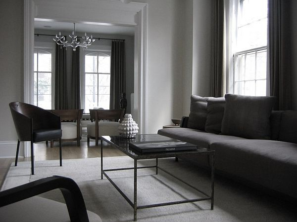 21 Gray living room design ideas | Best Grey living rooms and ...