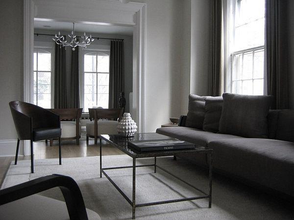 21 Gray Living Room Design Ideas Living Room Grey Monochrome
