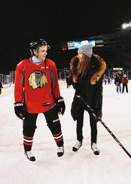 Meet Patrick Kane S Eye Candy Amanda Grahovec Photos Cute Relationship Goals Cute Couples Goals Hockey Girlfriend