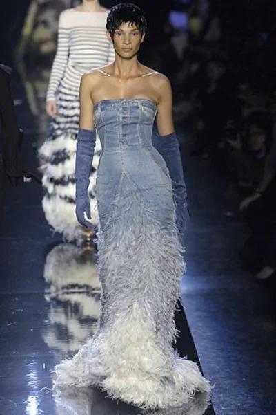 Jean Paul Gaultier Spring 2007 ReadytoWear Fashion Show