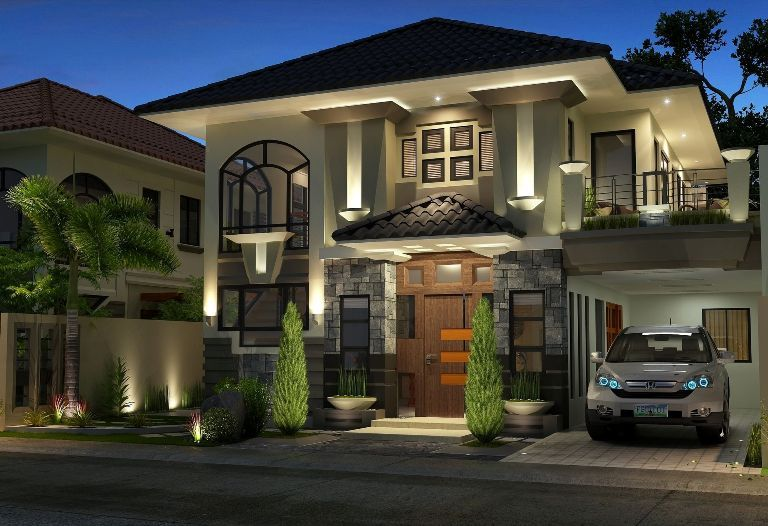 Modern house design philippines 2015