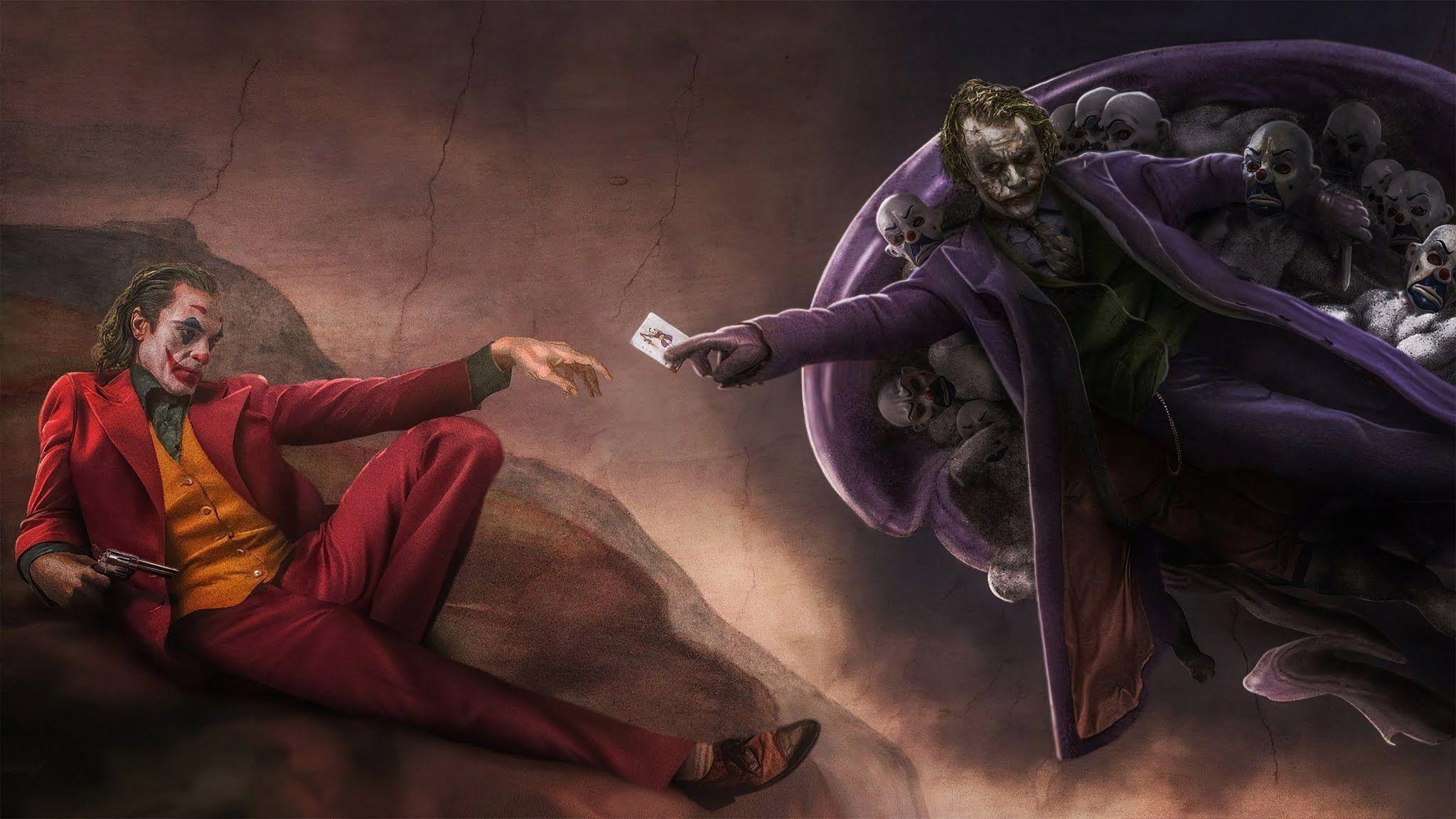 جاليري جنتنا خلفيات الجوكر Joker Hd 5k Joker Artwork Joker Wallpapers Joker Poster