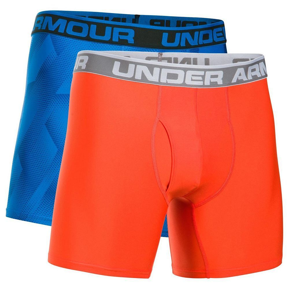 f00a7846fc Men's Under Armour 2-pack Original Series 6-inch Novelty Boxer ...