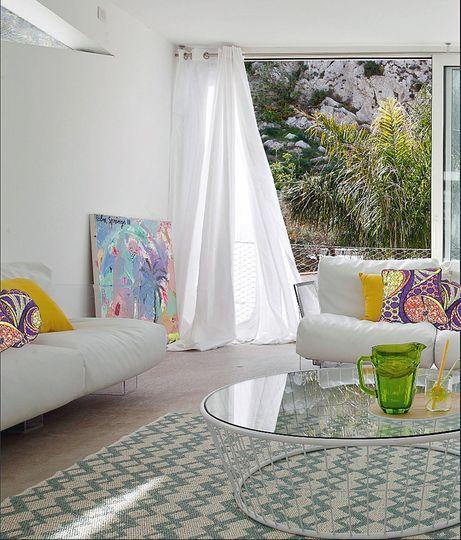 Maison de ville à Marseille avec jardin et piscine Building - plan maison avec cotation