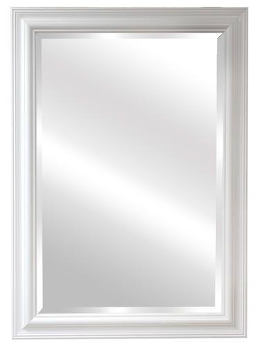 Howell Mouldings 30 X 42 Beveled Mirror At Menards White Framed Mirrors Frame