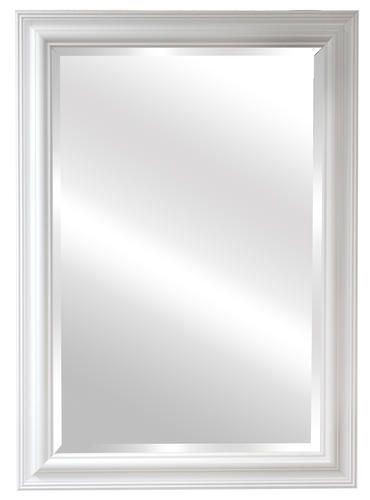 "Howell Mouldings 30"" x 42"" Beveled Mirror at Menards"