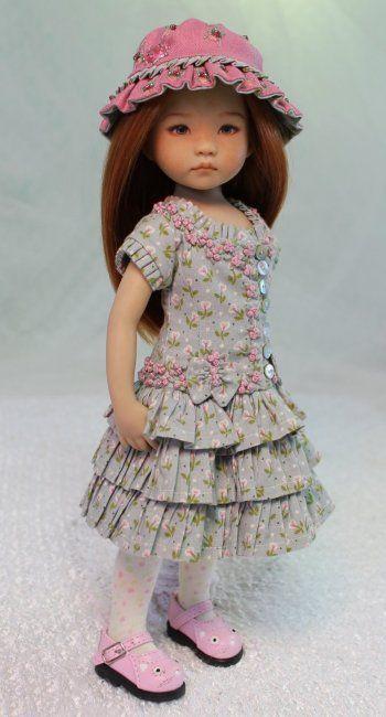 MHD Designs - Printanière dress