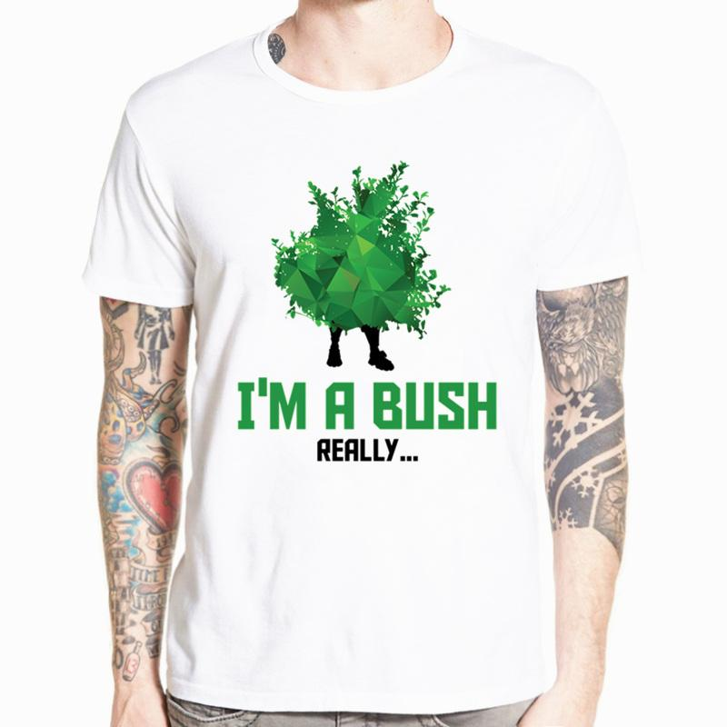 e1d14e0dc ... T shirts and other apparel items on our store. Fortnite Bush Tee