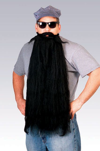 Cool Costume Accessories Mohair 25'' Beard just added...