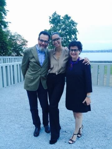 Great trio with @StellaJeanLtd and Simone Cipriani @ITCnews  @_ethicalfashion pic.twitter.com/xVj92zaWge