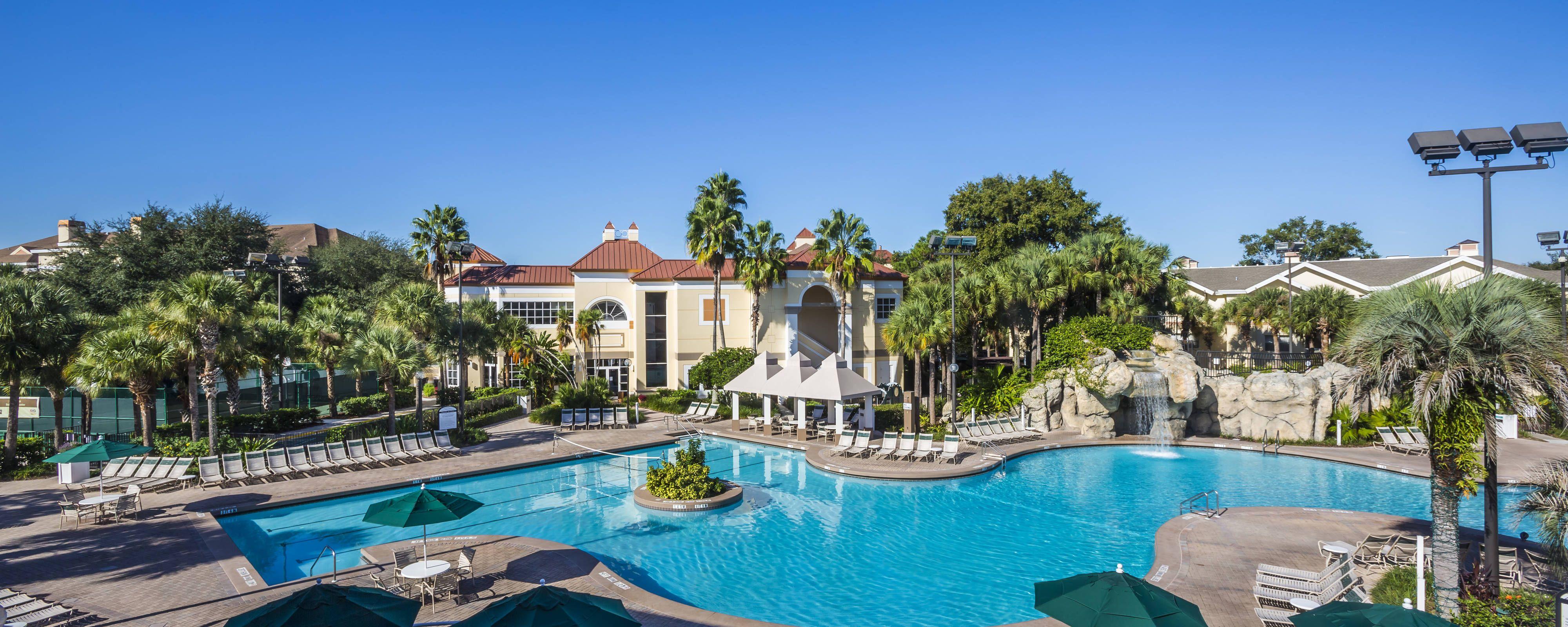Choose Sheraton Vistana Resort Villas, Lake Buena Vista