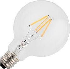 Filament Led Globe 125mm E27 Helder Led Led Lamp Lampen