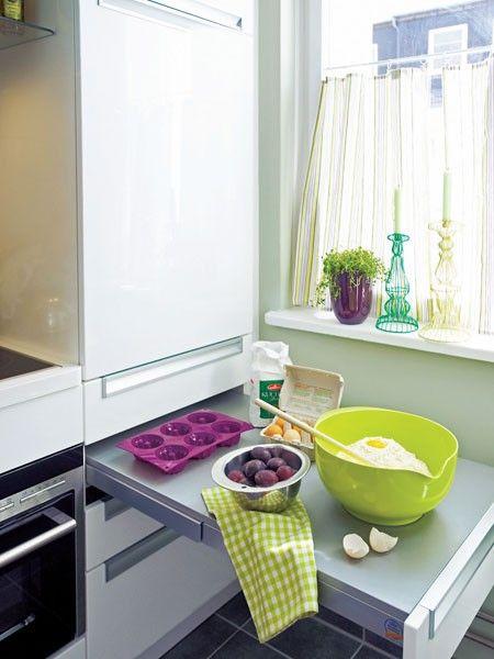 Mini oder was wir zeigen 24 clevere einrichtungsideen für kleine küchen