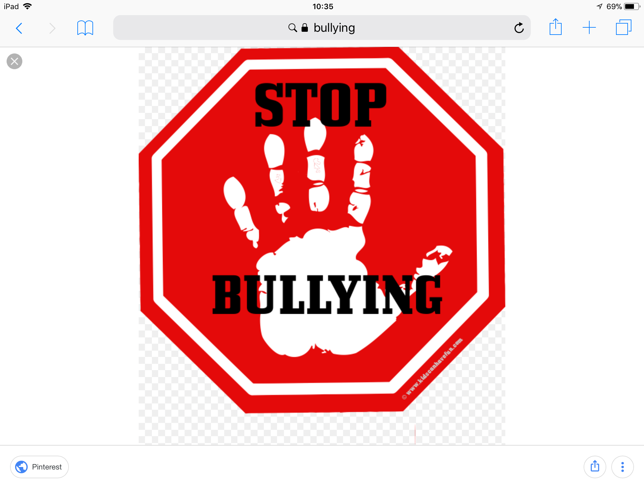This Right We Should Stop Bullying From