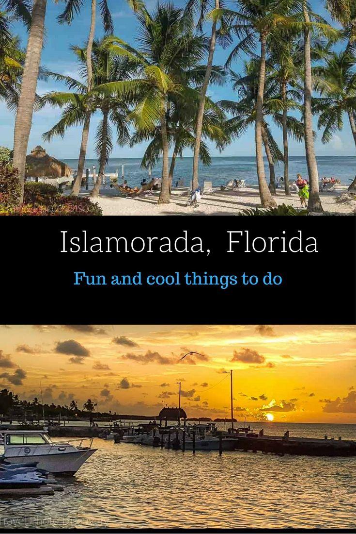 Florida Keys Islamorada attractions, food and resorts
