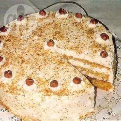Nuss sahne torte rezept