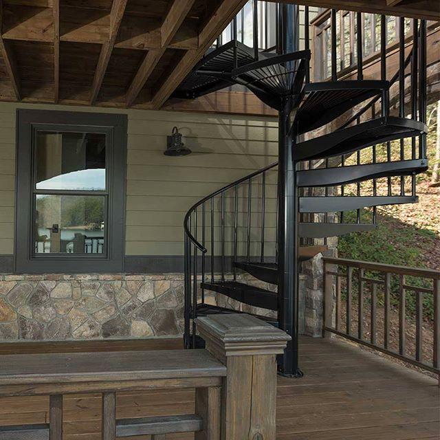 Best Outdoor Spiral Staircases Weatherproof Spiral 400 x 300